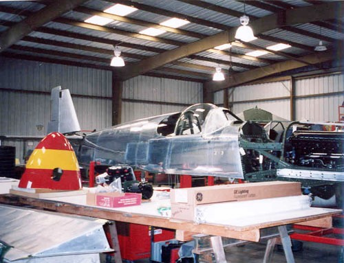 P51-Mustang-Rebuild-Project-4