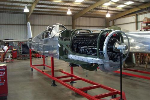 P51-Mustang-Rebuild-Project-5