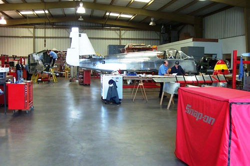 P51-Mustang-Rebuild-Project-7