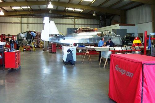 P51-Mustang-Rebuild-Project-7